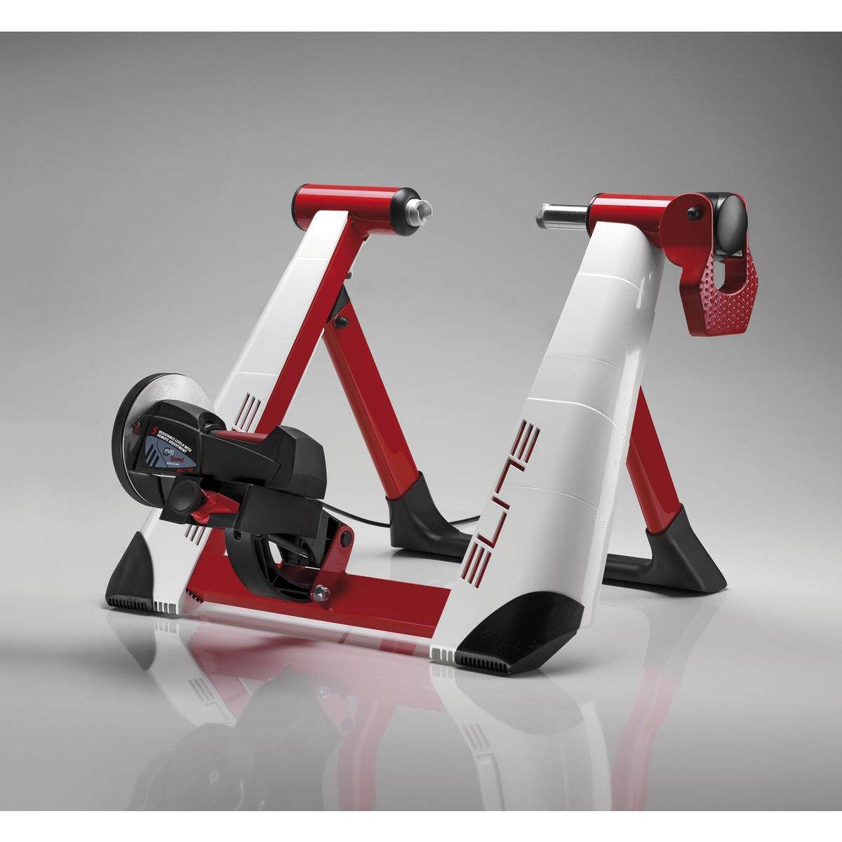 Achetez Elite Novo Mag Force Elastogel home-trainer | ROSE Bikes