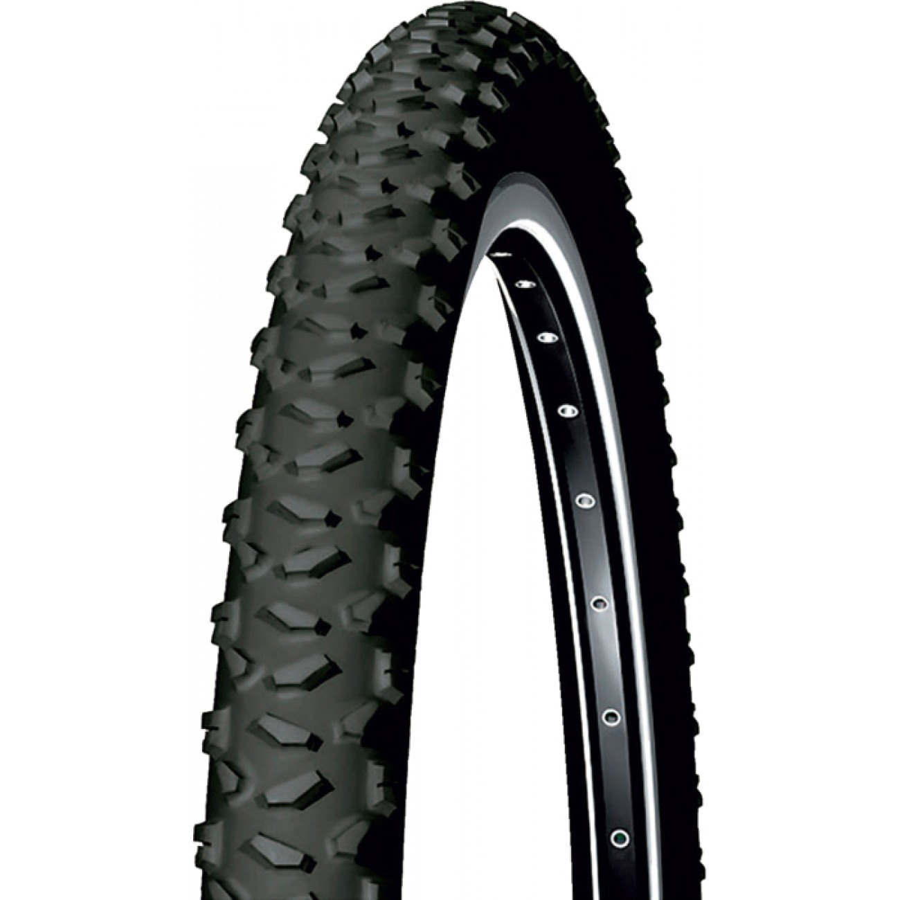 Pneu MICHELIN COUNTRY TRAIL 26x2,00 Single Souple MICHELIN : Au vélo ...