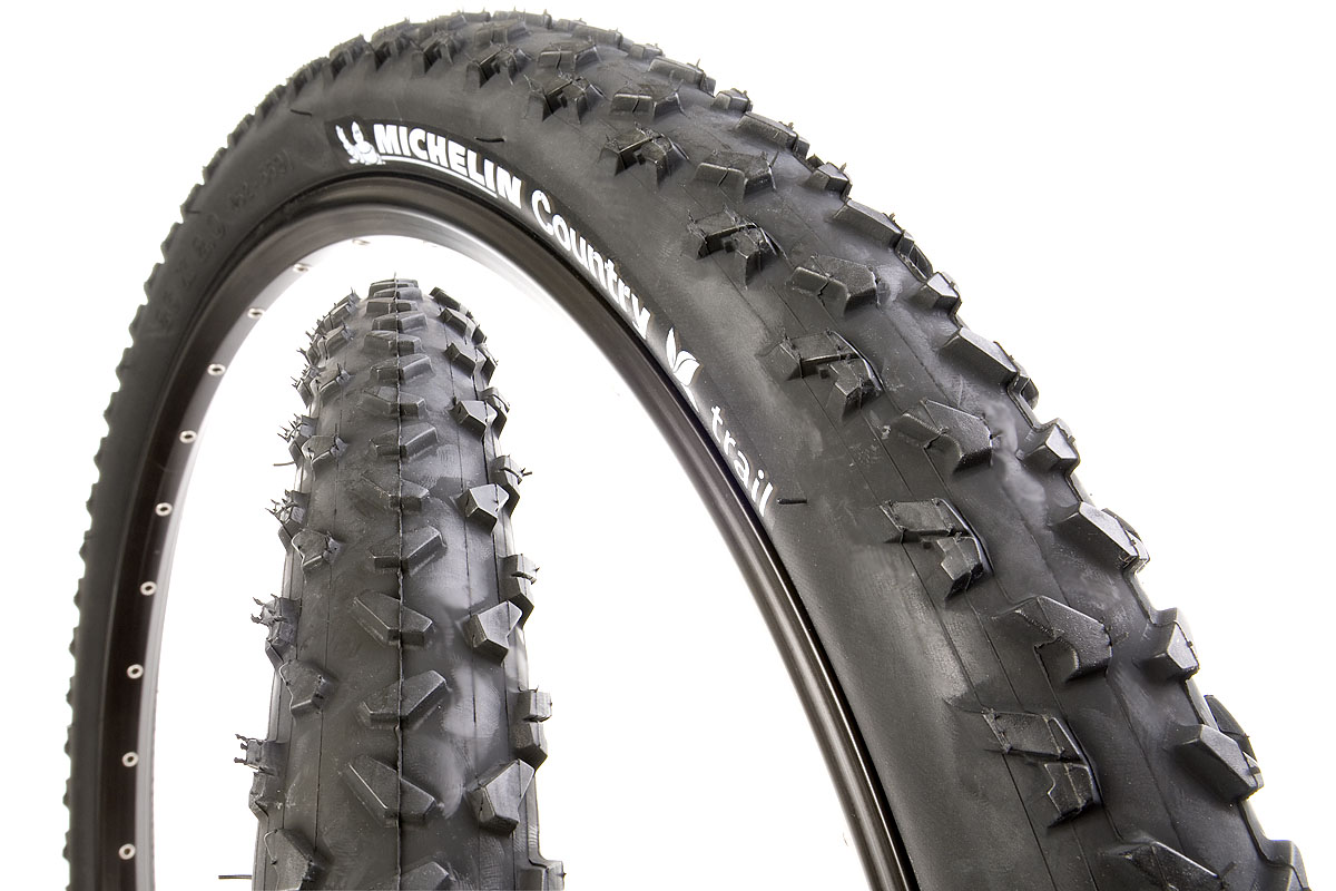 Pneu MICHELIN COUNTRY TRAIL 26 x 2.00 Tringle Rigide Tubetype ...