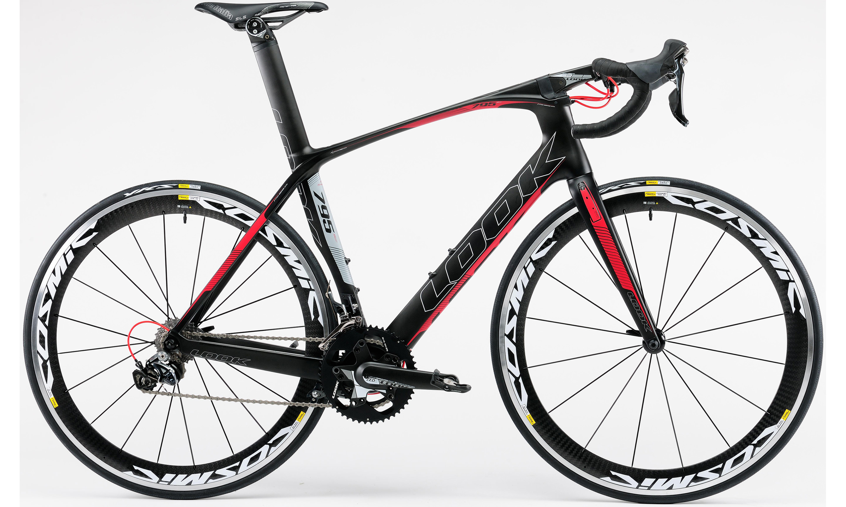 Look 795 LIGHT CARBON RED SRAM RED 22 11V - Compétition | Culture Vélo
