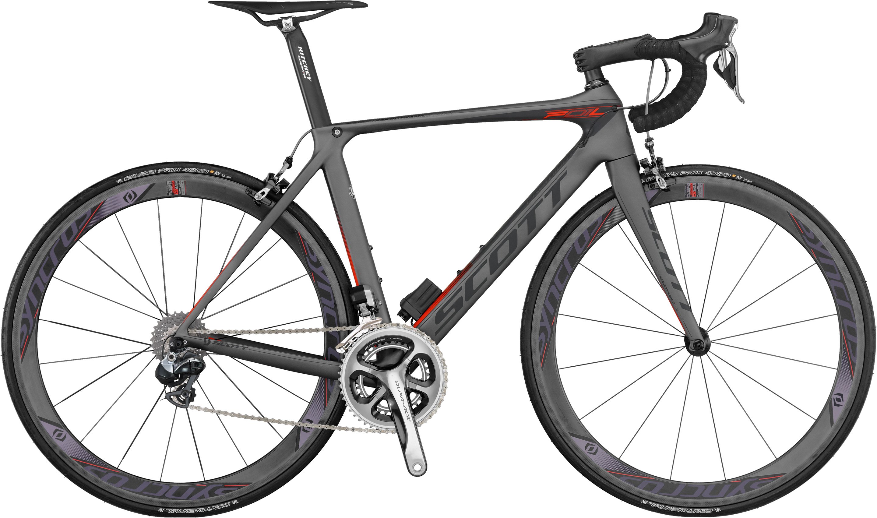 Scott Foil Premium (CD22) - Compétition | Culture Vélo